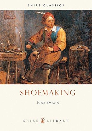 Shoemaking (Shire Album) By June Swann