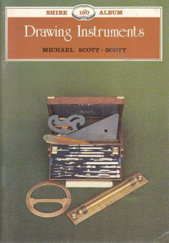 Drawing-Instruments-1850-1950-Shire-album-by-Scott-Michael-Paperback-Book
