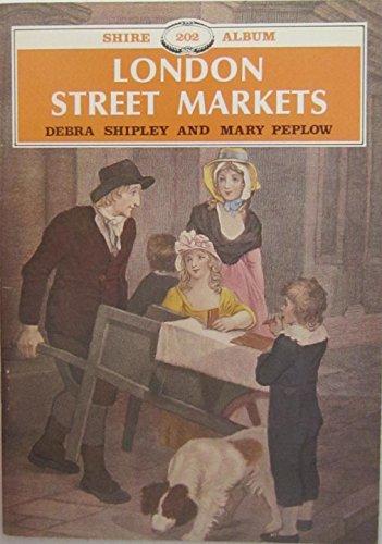 London Street Markets By Debra Shipley