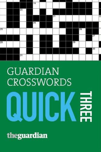 """Guardian"" Crosswords Quick Three By Hugh Stephenson"