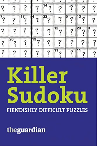 Killer Sudoku By The Guardian