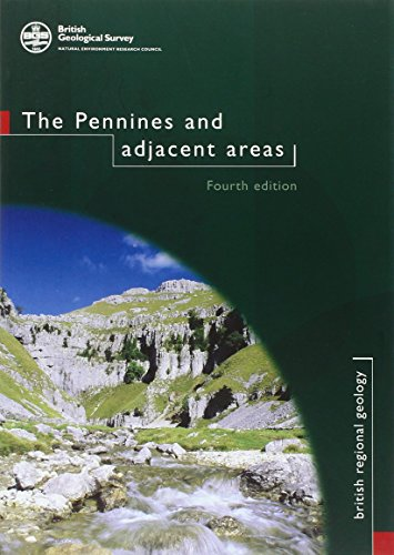 Pennines and Adjacent Areas By N. Aitkenhead