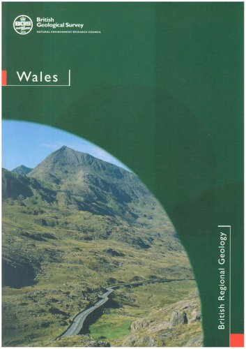 Wales (Regional Geology Guides) By M.F. Howells