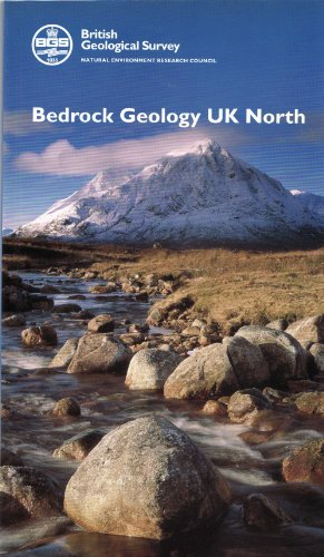 Bedrock Geology of the UK: North (Small Scale Resource Maps)
