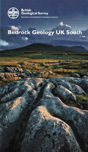Bedrock Geology of the UK: South (Small Scale Resource Maps)