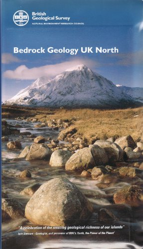 Bedrock Geology of the UK: North by P Stone