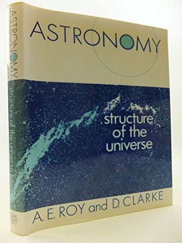 Astronomy By A. E. Roy