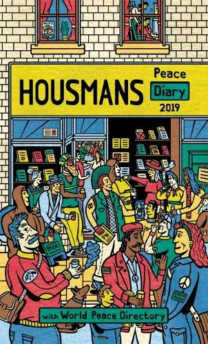 Housmans Peace Diary & World Peace Directory 2019 By Albert Beale