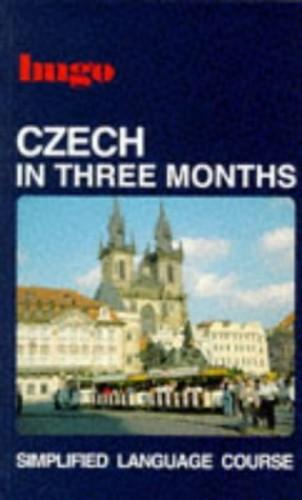 Hugo:  In Three Months:  Czech By Elisabeth Billington