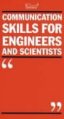 Communication Skills for Engineers and Scientists by Unknown Author