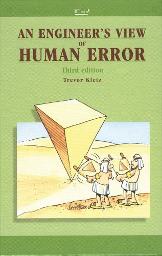 An Engineer's View of Human Error By Trevor A. Kletz