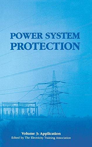 Power System Protection By The Electricity Training Association