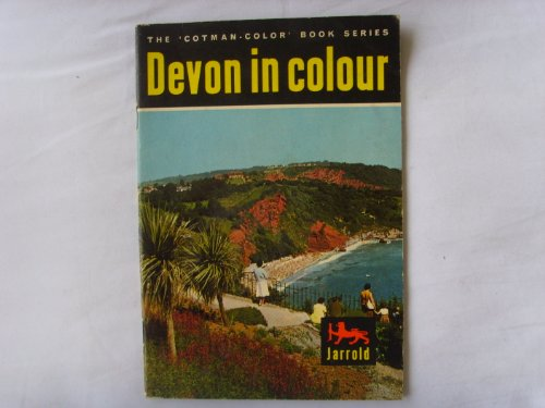 Devon in Colour By A.N. Court