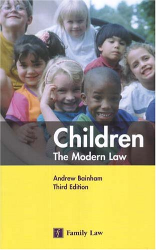 Children By Andrew Bainham