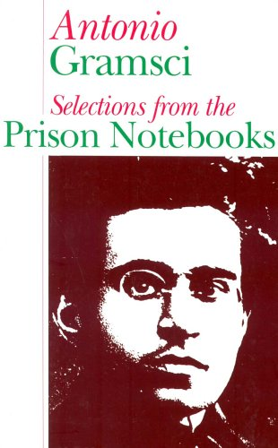 Prison notebooks By Antonio Gramsci