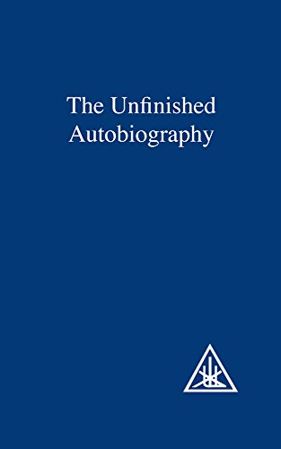 The Unfinished Autobiography By Alice A. Bailey