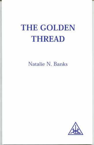 The Golden Thread By Natalie N. Banks