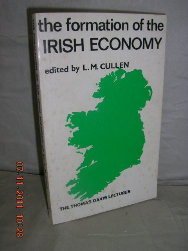 Formation of the Irish Economy By L.M. Cullen