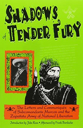Shadows of Tender Fury By Frank Bardacke