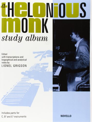 A Thelonious Monk Study Album by