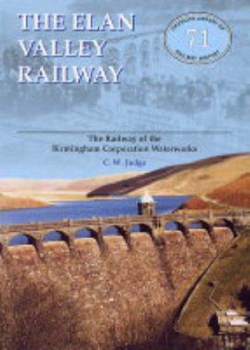 Elan Valley Railway By C.W. Judge