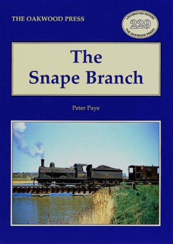The Snape Branch By Peter Paye