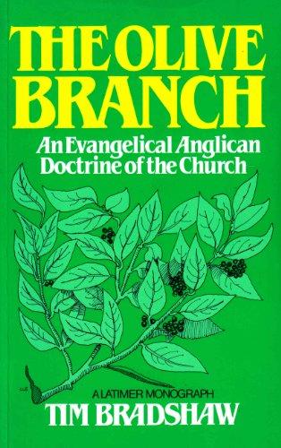 Olive Branch By Timothy Bradshaw