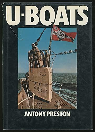 U-boats By Antony Preston