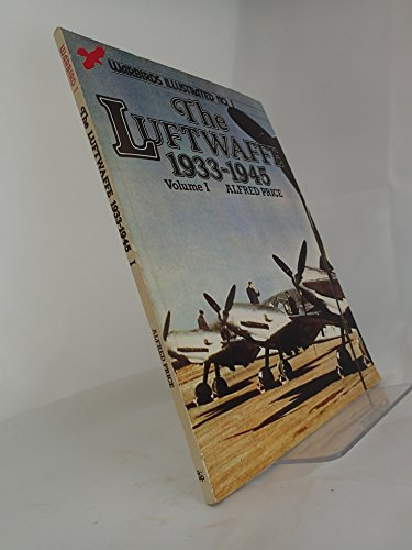 Luftwaffe, 1933-45 By Dr. Alfred Price