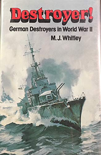 Destroyer By M.J. Whitley