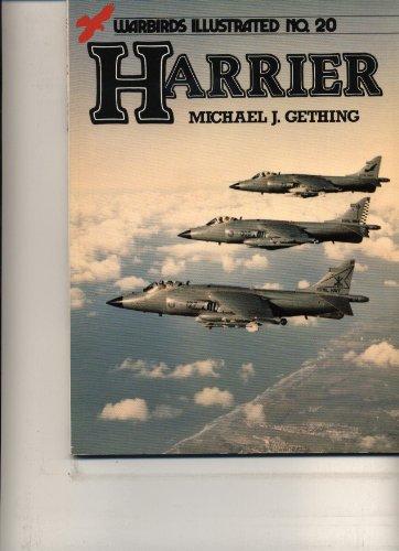 Harrier By Michael J. Gething
