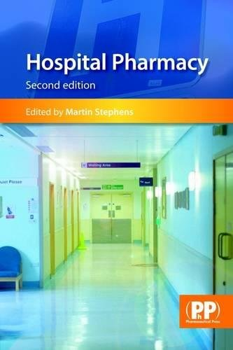 Hospital Pharmacy By Martin Stephens