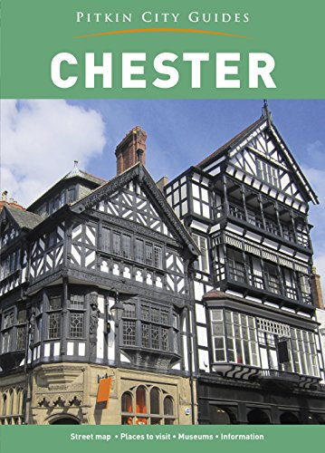 Chester City Guide By Maggie O'Hanlon