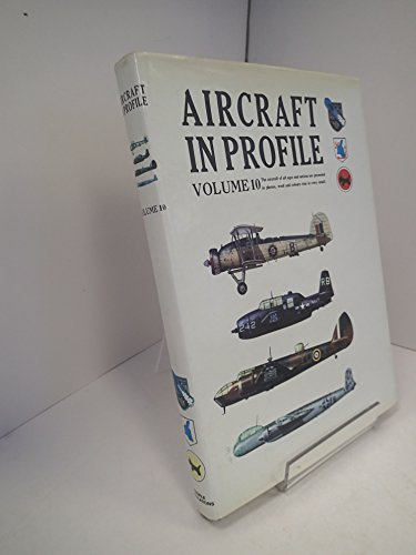 Aircraft in Profile By Volume editor Charles W. Cain