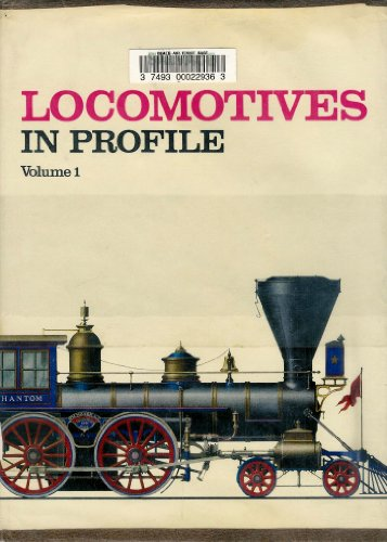 Locomotives in Profile By Volume editor Brian Reed