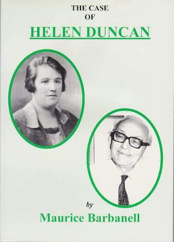 The Case of Helen Duncan