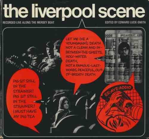 Liverpool Scene Hardback Book The Cheap Fast Free Post