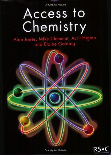 Access to Chemistry: RSC By Avril Higton