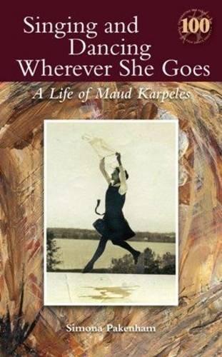 Singing and Dancing Wherever She Goes von Simona Pakenham