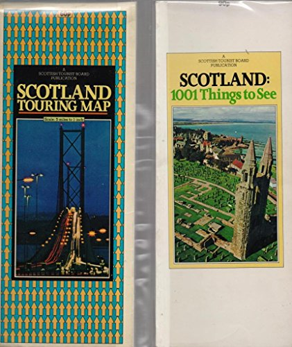 Scotland By Scottish Tourist Board