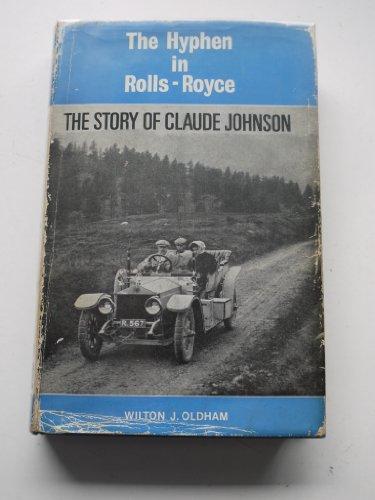 Hyphen in Rolls-Royce By Wilton J. Oldham
