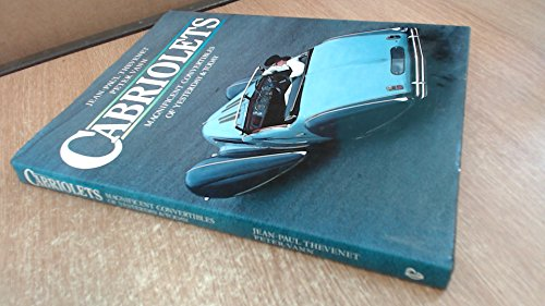 Cabriolet-A-Foulis-motoring-book-by-Vann-Peter-0854295550-The-Cheap-Fast-Free