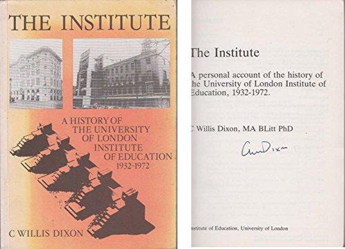Institute By Willis Dixon