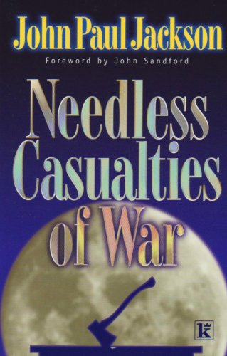 Needless Casualties of War by Jackson, John-Paul Paperback Book The Cheap Fast