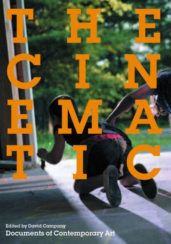 The Cinematic By David Campany