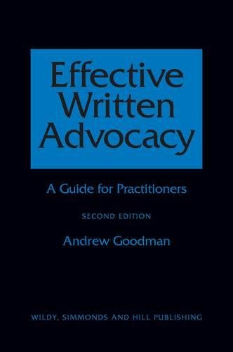 12 Pre-action Protocol Letters of Claim and Reply By Andrew Goodman