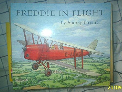 Freddie in Flight By Audrey Tarrant