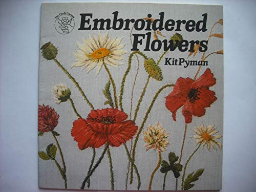 Embroidered Flowers By Kit Pyman