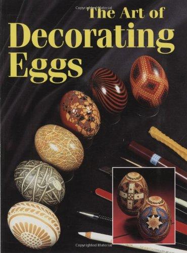 Art of Decorating Eggs By Gabriella Szutor