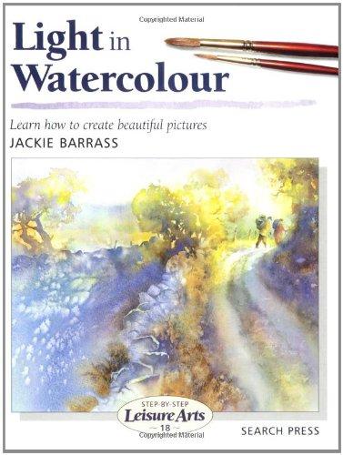 Light in Watercolour  (SBSLA18) By Jackie Barrass